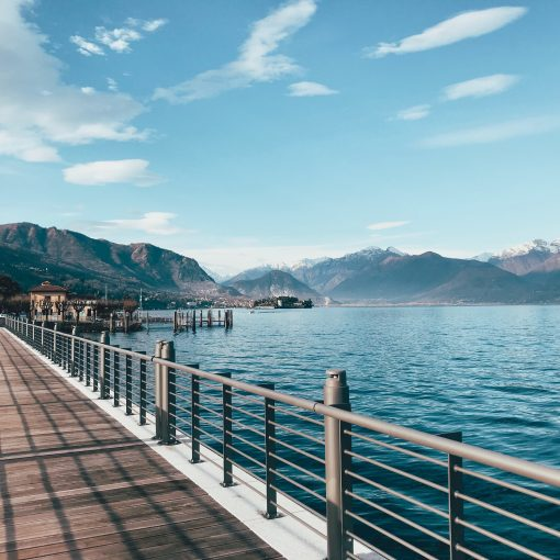 Stresa Dock - Photo by Albert Ndoci