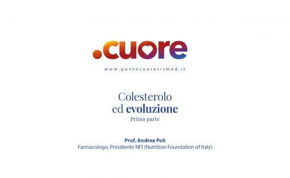 Colesterolo ed Evoluzione - Prima parte